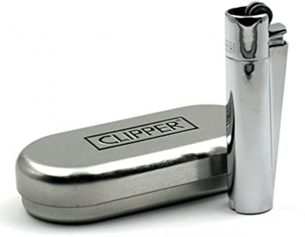 Clipper Metal Silver